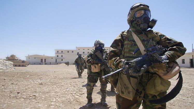 البنتاغون: 20 جنديا أمريكيا تعرضوا لأسلحة كيميائية من عهد صدام