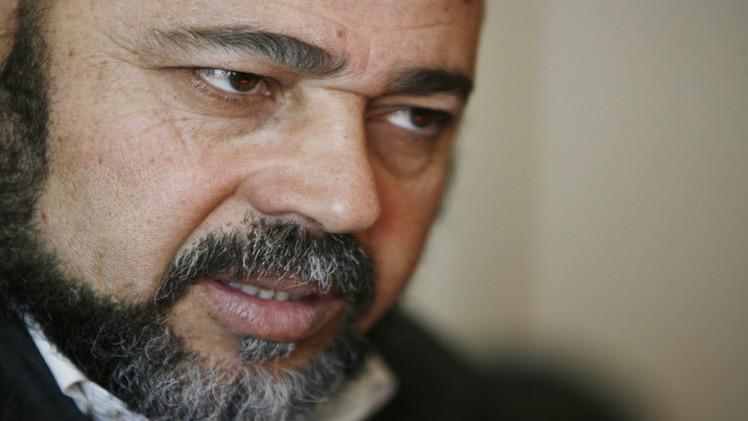أبو مرزوق: مفاوضات التهدئة ستستأنف وفق الموعد المحدد