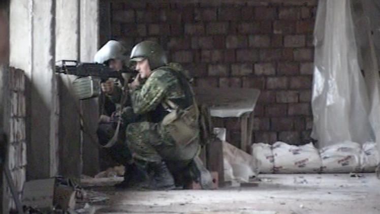 داغستان.. مقتل 3 مسلحين خططوا للقتال في سورية