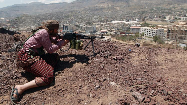 القاعدة تسيطر على مدينة العدين جنوب غرب اليمن