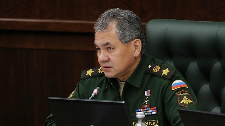 شويغو: العسكريون الأمريكيون يتواجدون في كل بؤر التوتر في العالم