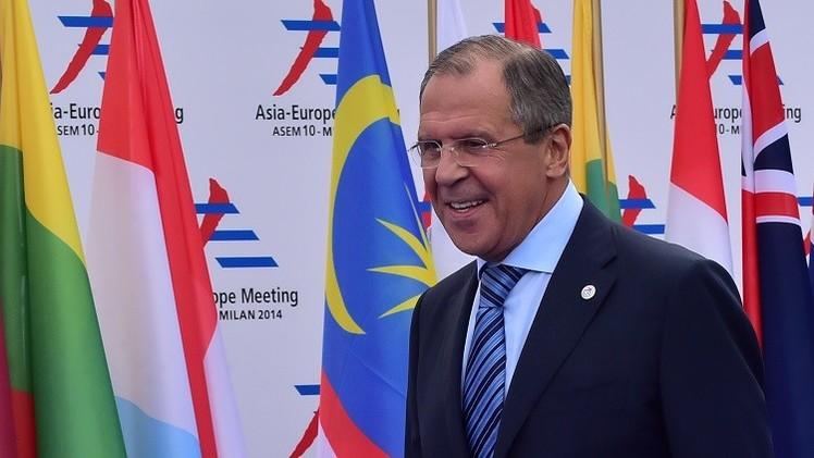 لافروف: تدهور الثقة في العلاقات الدولية يؤدي إلى زيادة الأزمات في العالم