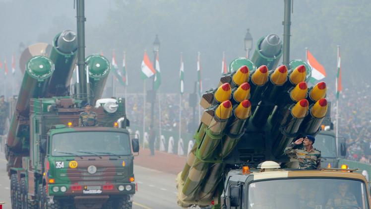 نجاح اختبار أول صاروخ مجنح هندي قادر على حمل رأس نووي