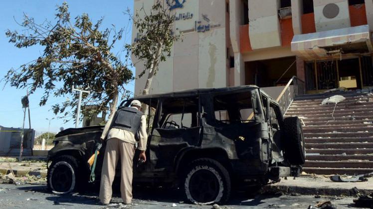 مقتل 3 شرطيين بهجوم في العريش المصرية