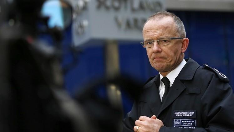 ارتفاع غير مسبوق لمكافحة الإرهاب في بريطانيا