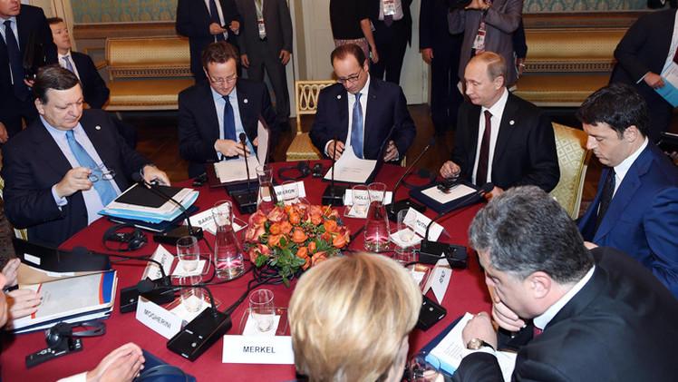 مفاوضات تسوية أزمة الغاز بين روسيا وأكرانيا تستأنف في بروكسل الأسبوع القادم