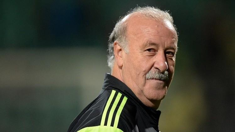ديل بوسكي يستقيل من تدريب منتخب لاروخا بعد يورو 2016