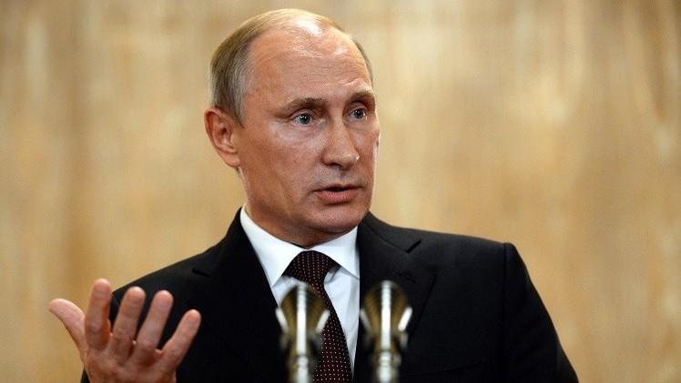 بوتين: احتياطي روسيا من الذهب والعملة قادر على تعديل سعر صرف الروبل