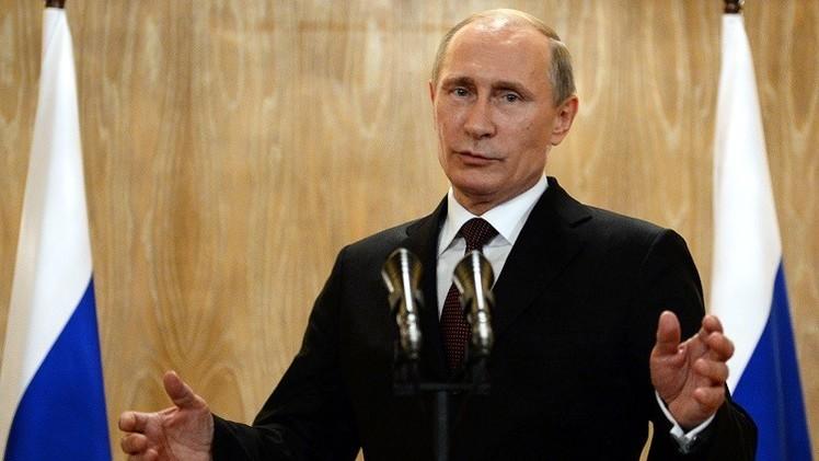 بوتين: روسيا مستعدة للمساعدة في تطبيق طرفي النزاع في أوكرانيا اتفاقية مينسك