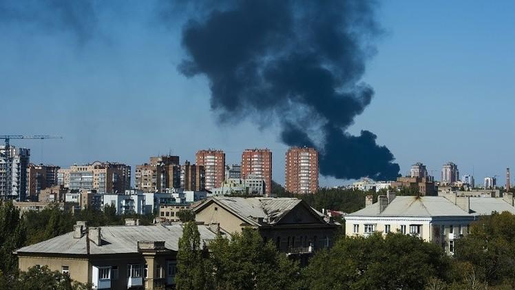 الأمم المتحدة: أكثر من 3700 قتيلا في المواجهات جنوب شرق أوكرانيا