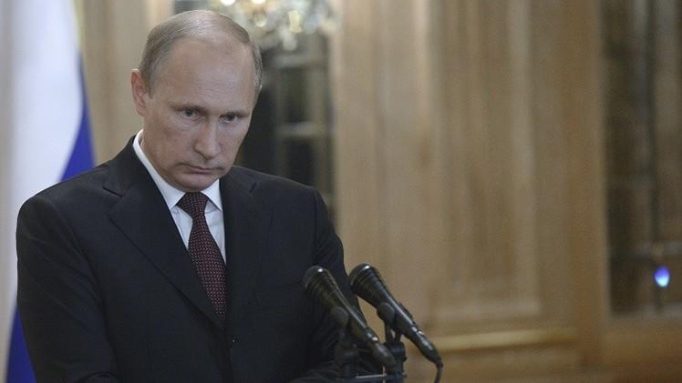 بوتين يعلن استعداد موسكو لخصم مليار دولار من الدين الأوكراني لروسيا