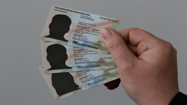 ألمانيا تصادر هويات مواطنيها المشتبه بعزمهم على القتال في سوريا أو العراق