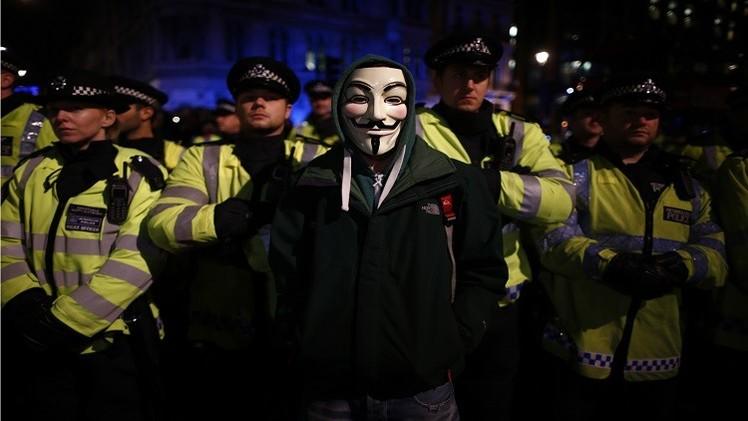 اعتصام أمام البرلمان البريطاني يطالب بـ
