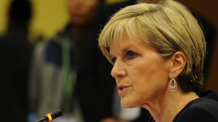 وزيرة خارجية أستراليا: أجريت مباحثات بناءة مع بوتين حول التحقيق في تحطم
