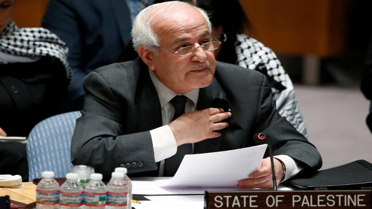 الحكومة الفلسطينية ترغب بقرار يجبر إسرائيل على الانسحاب حتى نهاية 2016