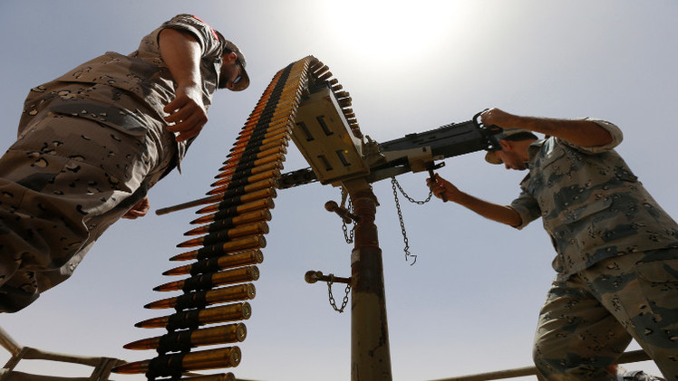 الرياض تهدد بردع العابثين بالأمن بعد سيطرة الحوثيين على معبر حدودي