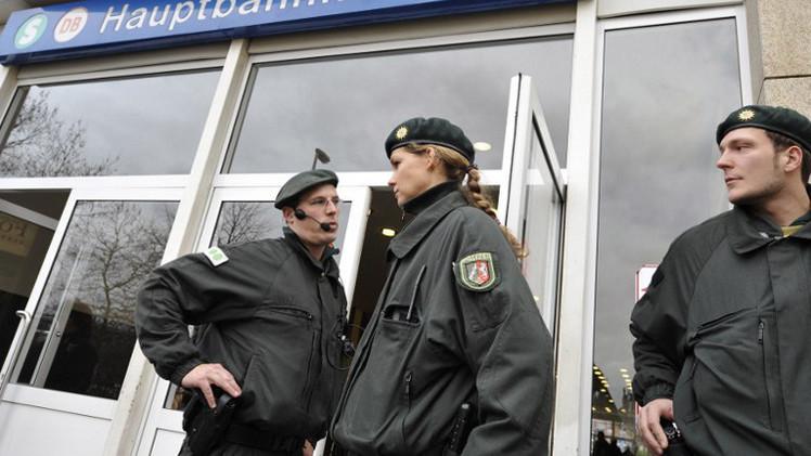 السلطات الألمانية تحتجز مواطنا روسيا يشتبه بدعمه الإرهابيين في سوريا
