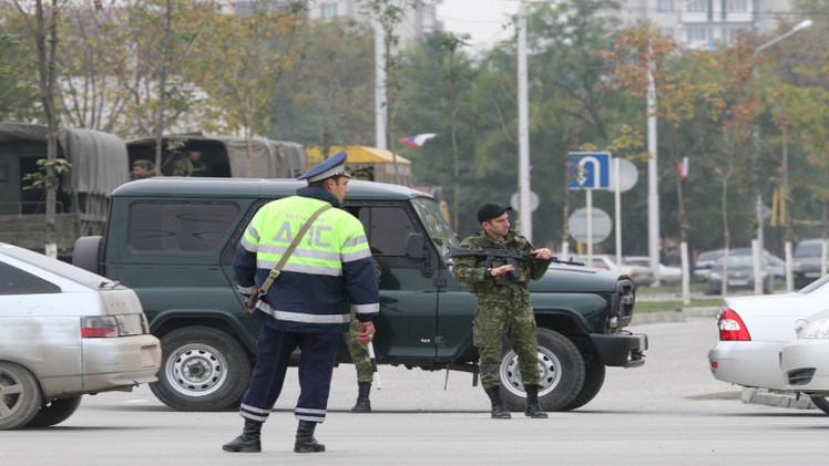 قوات الأمن الروسية تقضي على الرأس المدبر لتفجير غروزني