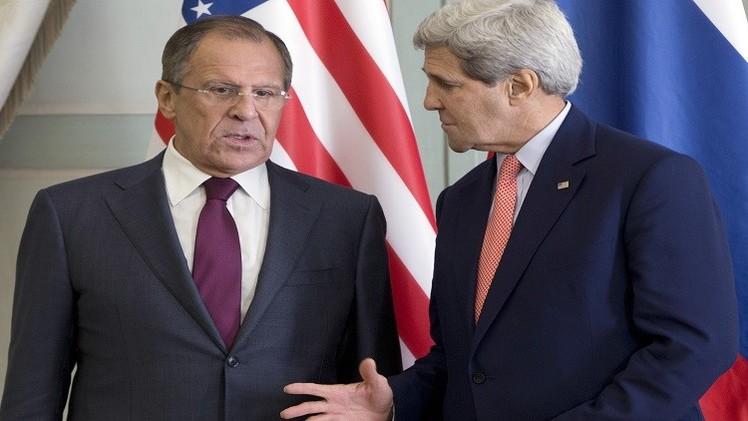 لافروف: علاقاتنا مع واشنطن مازالت متوترة رغم المؤشرات الإيجابية