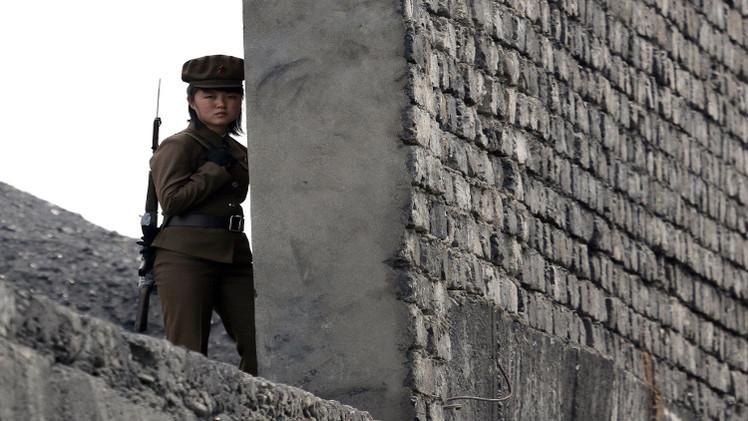 تبادل لإطلاق النار على الحدود بين الكوريتين