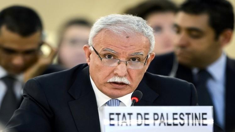 رياض المالكي يرجّح حصول الفلسطينيين على 9 أصوات في مجلس الأمن قبل نهاية العام
