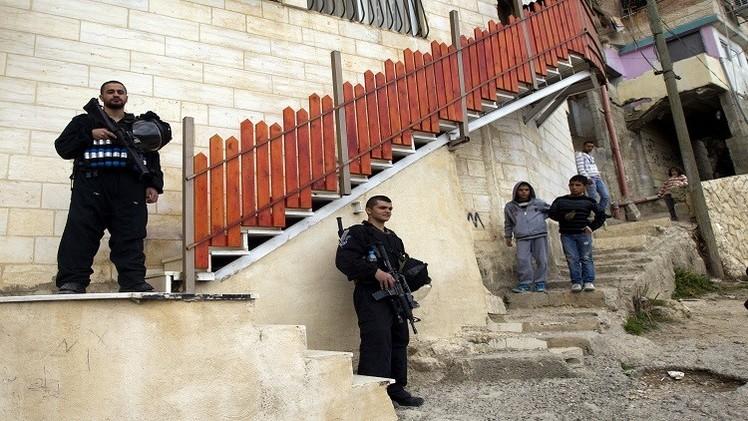 عملية تهويد جديدة في القدس