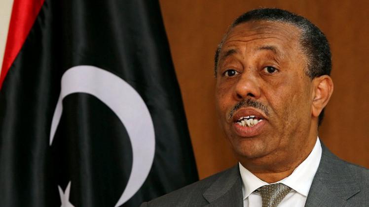 رئيس وزراء ليبيا: العملية العسكرية ضد تنظيم
