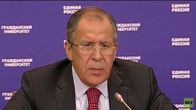 لافروف: روسيا لم تحصل على توضيحات من واشنطن بشأن عمليتها في سوريا