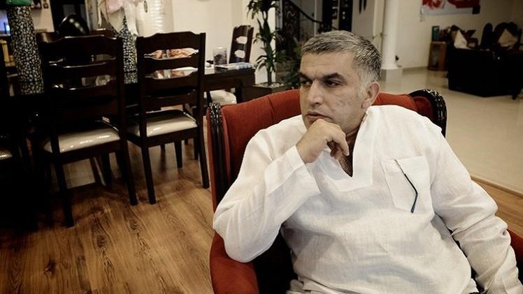 البحرين تحاكم الناشط نبيل رجب لانتقاده مؤسسات الدولة