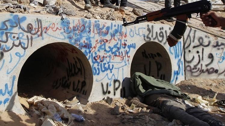 ليبيا في الذكرى الثالثة لمقتل القذافي
