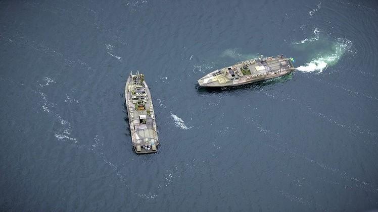 روسيا تنفي أي وجود لغواصاتها في المياه الإقليمية السويدية
