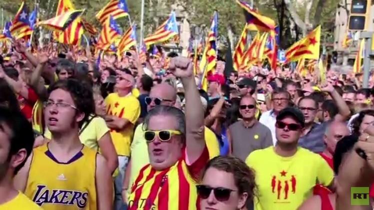 استفتاء في كاتالونيا حول الانفصال عن إسبانيا