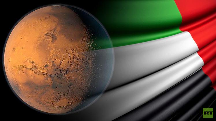 الإمارات تتخذ اولى الخطوات على طريق إرسال أول مسبار عربي إلى المريخ