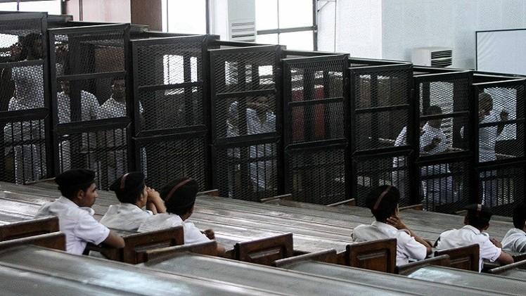 منع 60 قاضيا من السفر خارج مصر متهمين بدعم مرسي