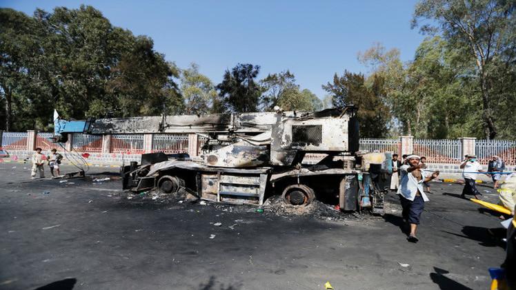 مقتل العشرات بتفجيرين انتحاريين ضد عناصر الحوثيين في اليمن