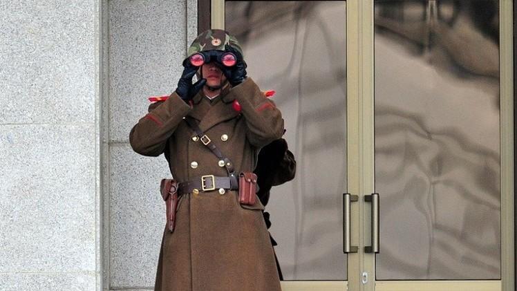 كوريا الشمالية تحذر الجنوبية برد