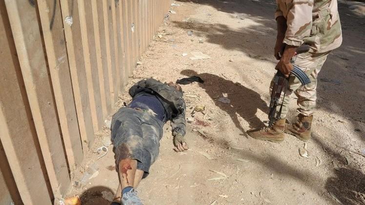 مقتل 8 أشخاص بأعمال عنف في بنغازي