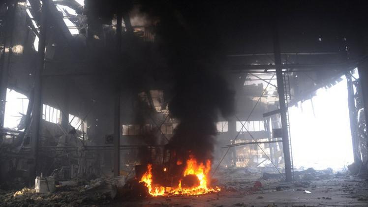 دونيتسك تعلن مقتل 12 من القوات الأوكرانية