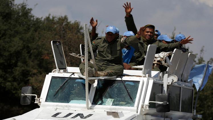 الأمم المتحدة تدرس تزويد قواتها في الجولان بطائرات بدون طيار