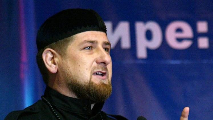 قادروف يتوعد قائد تنظيم