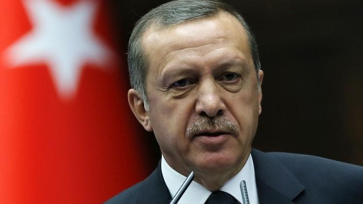 أردوغان: مدينة كوباني استراتيجية لتركيا لا للولايات المتحدة
