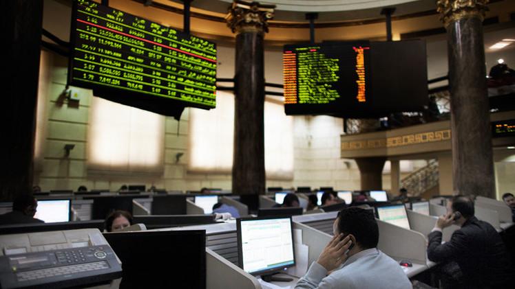 ارتفاع مؤشرات البورصة المصرية الثلاثة خلال تداولات الثلاثاء