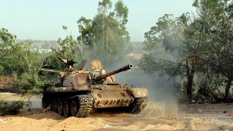 ليبيا.. حكومة الثني تأمر الجيش بالزحف نحو طرابلس