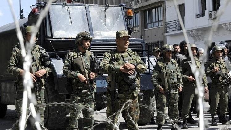 الجيش التونسي يتأهب لتأمين الانتخابات البرلمانية