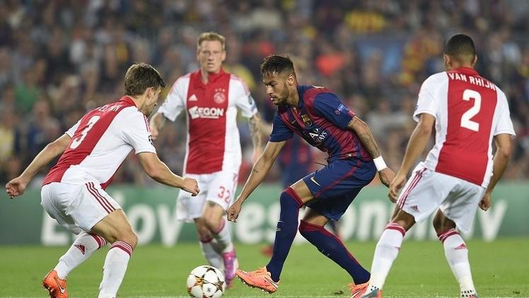 فوز خجول لبرشلونة ولسان جيرمان في المجموعة 6 لدوري الأبطال