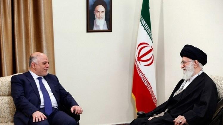 خامنئي: العراق ليس بحاجة لتدخل أجنبي لهزيمة الإرهاب