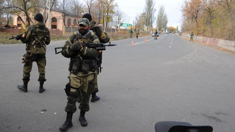 مقتل مدني في دونيتسك وتبادل الاتهامات بخرق الهدنة شرقي أوكرانيا