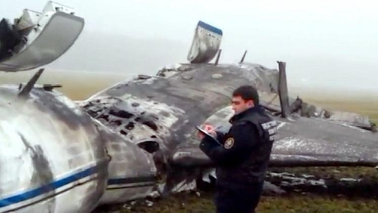 خبراء فرنسيون يشاركون بالتحقيق في تحطم طائرة رئيس
