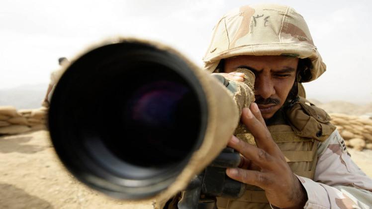 السعودية تنفي أي تواجد للحوثيين على حدودها