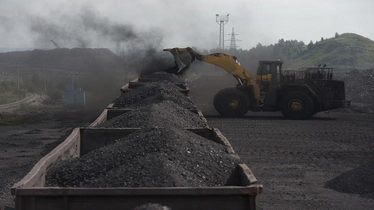 دونيتسك تتجه لتصدير الفحم إلى القرم الروسية